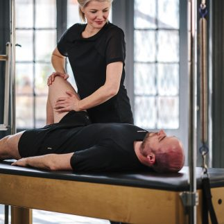 Pilates in Barcelona rehabilitation Studio Australia Barcelona