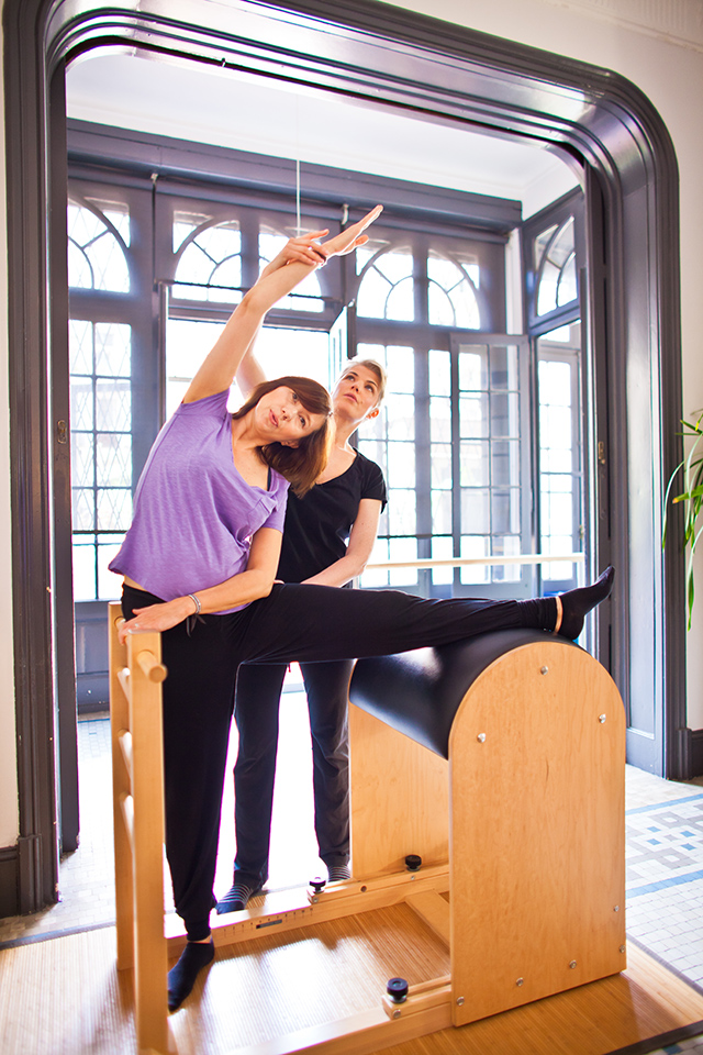 Why Pilates is Ideal for Pregnancy | Studio Australia Barcelona