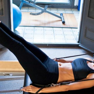 Pilates with TRX
